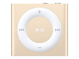 Apple 2GB iPod shuffle - Gold, MKM92LL/A, 25874724, DMP - iPod Shuffle