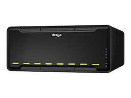 Drobo DRDR7A21-24TB Main Image from Right-angle