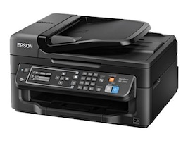 Epson WorkForce WF-2630 All-in-One Printer, C11CE36201, 17460898, MultiFunction - Ink-Jet