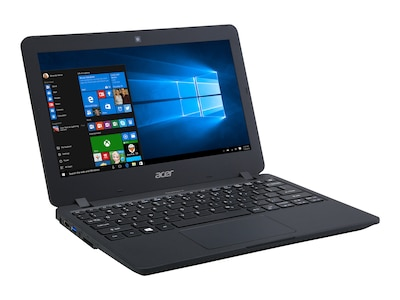 Acer STF TravelMate B117-M-C012 Celeron N3060 1.6GHz 4GB 64GB SSD ac BT 4C 11.6 HD W10P64, NX.VCHAA.019, 35198109, Notebooks