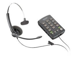 Plantronics T110H Single Line Telephone w  Cable, 202369-01, 18387493, Telephones - Consumer