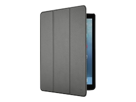 Belkin Tri-fold Cover for iPad Pro 9.7, Black, F7N350BTC00-TL, 32300500, Carrying Cases - Tablets & eReaders