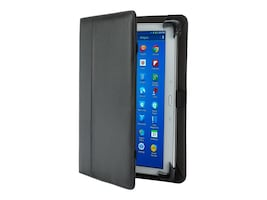 Cyber Acoustics Maroo Koskin Universal Case for 9-10 Tablet SG Grip Corner Protect, Black, MR-UC8002, 19247994, Carrying Cases - Tablets & eReaders