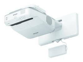 Epson BrightLink 695Wi WXGA 3LCD Projector, 3500 Lumens, White, V11H740522, 33566131, Projectors