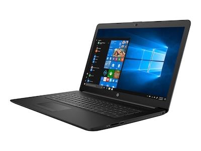 HP Notebook PC Core i3-7020 8GB 1TB 17 W10H, 5TS80UA#ABA, 36720368, Notebooks