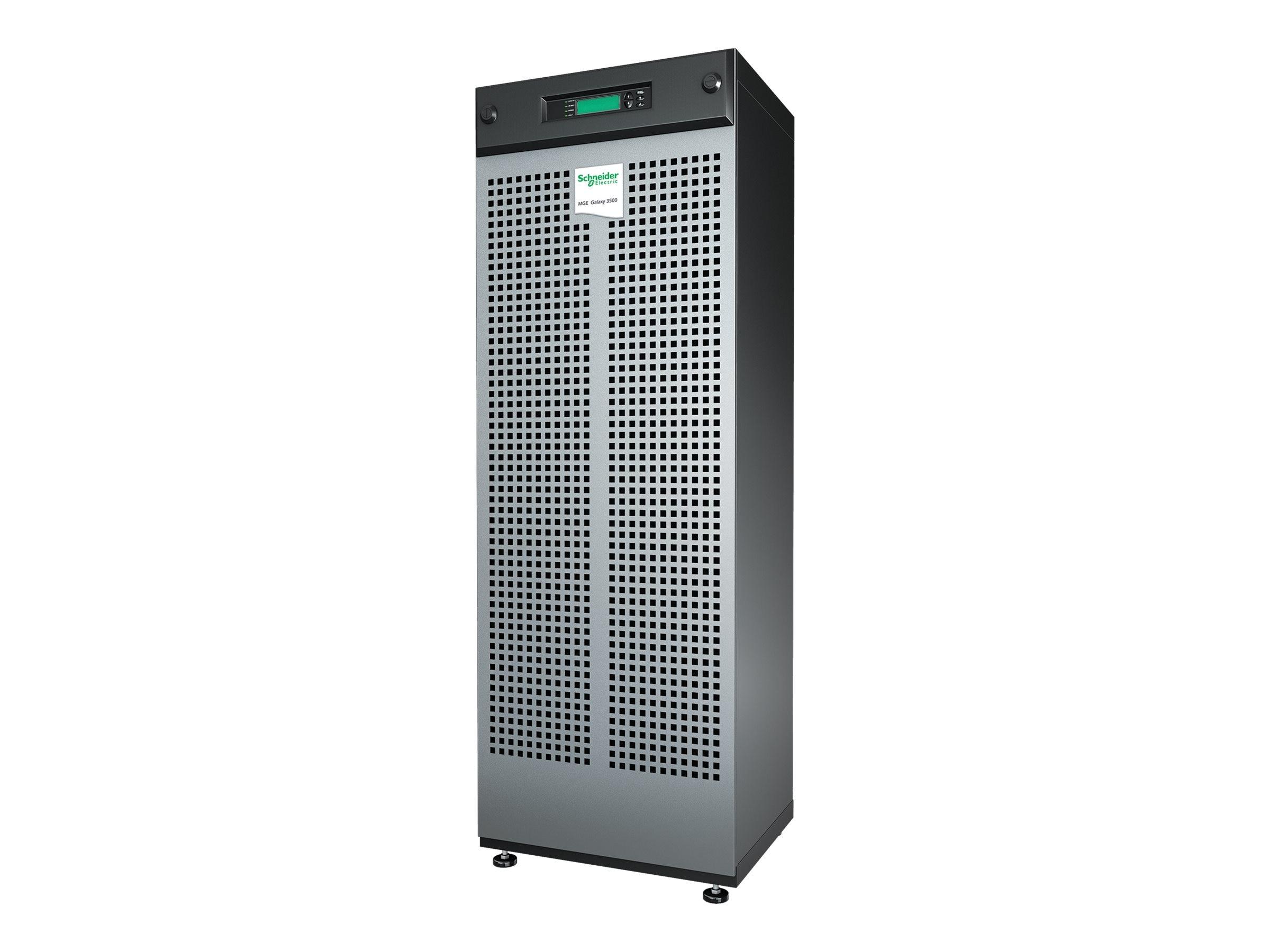 Apc Mge Galaxy 3500 15kva 208v With 4 Battery Modules Start 15 Kva Ups Circuit Diagram G35t15kf4b4s