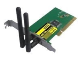 Sabrent 802.11n Wireless PCI Controller Card, PCI-802N, 13067790, Wireless Adapters & NICs