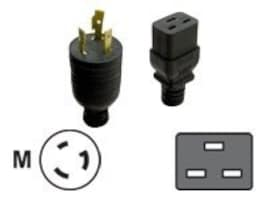 Avocent US Power Cable for PM10i and PM20i, 8ft, CAB0198, 7103213, Power Cords