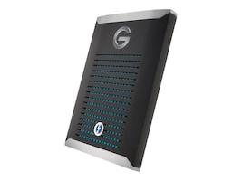 WD 1TB G-DRIVE Mobile Pro Thunderbolt 3 Portable Solid State Drive, 0G10311-1, 37715051, Solid State Drives - External