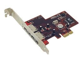 Addonics 2 eSATA II RAID5 JBOD PCI Express, ADSA3GPX1-2E, 6804827, Storage Controllers