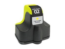 V7 C8773WN Yellow Ink Cartridge for HP Photosmart 3210, 3310 & 8250, V7C8773WN, 18447978, Ink Cartridges & Ink Refill Kits
