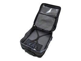 Kensington Contour Overnight Notebook Roller Case, Black, 62903, 5794356, Carrying Cases - Notebook