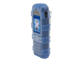 Zcover Silicone Ruggedized Dock-In-Case for Cisco 7925G 7925G-EX, Blue, CI925HQL, 16579846, Carrying Cases - Phones/PDAs