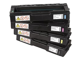 Ricoh Yellow SP C310A All-In-One Toner Cartridge, 406347, 9524572, Toner and Imaging Components