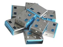 Gamber-Johnson USB PORT BLOCKER (10 PACK) - LINDY PART #:  40462, 7400-0008, 36236509, Locks & Security Hardware