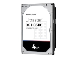 HGST 4TB UltraStar 7K6 SAS 12Gb s 4Kn TCG 3.5 Enterprise Hard Drive, 0B36016, 35045874, Hard Drives - Internal