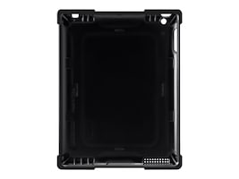 Open Box Belkin Air Shield Protective Case for iPad 2 3 4, Black, B2A060-C00, 31758252, Carrying Cases - Tablets & eReaders