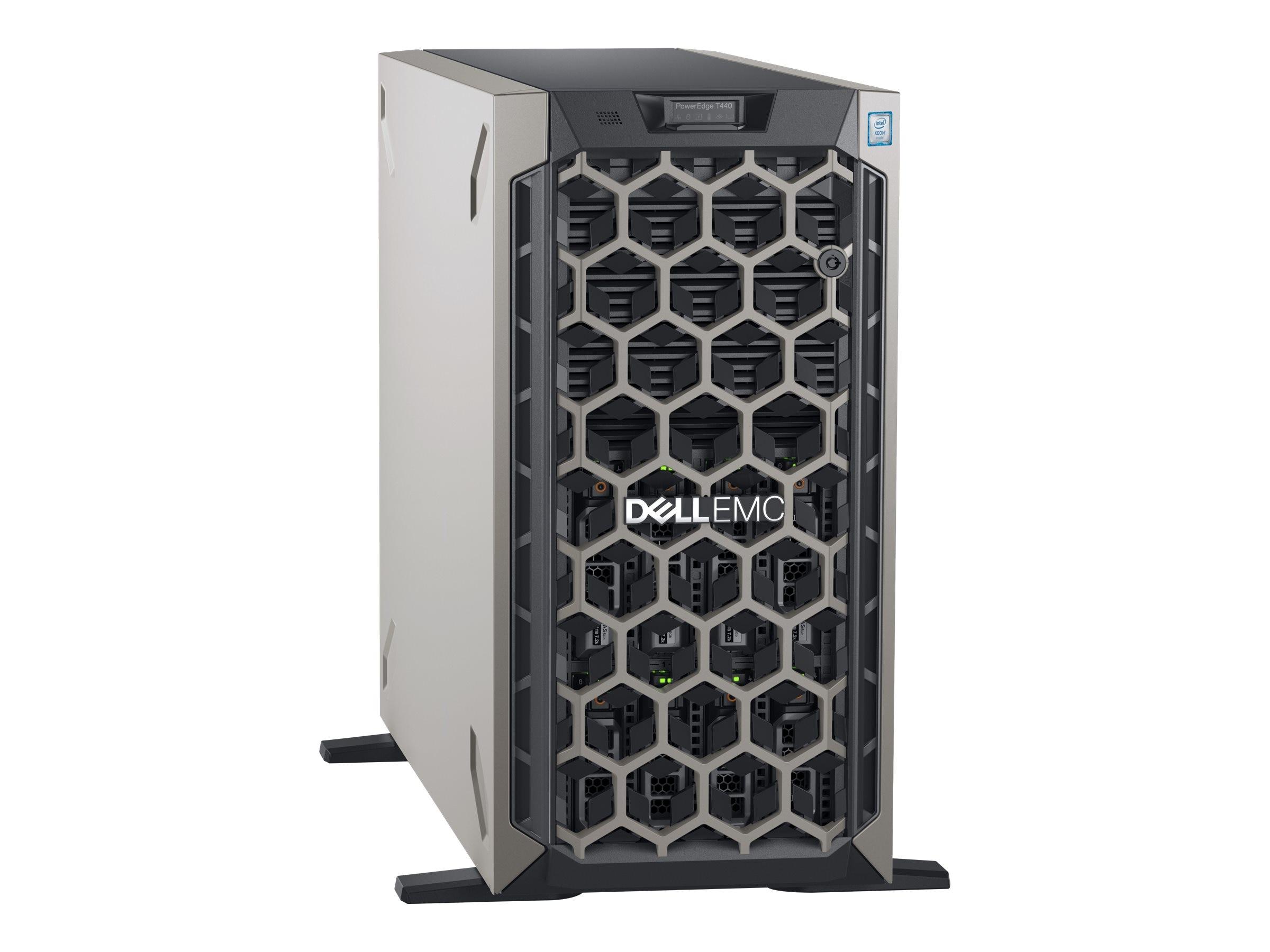 Dell PowerEdge T440 Intel 2 1GHz Xeon Silver