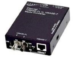 Transition Ethernet 10BaseT RJ-45 to 10BaseFL, E-TBT-FRL-05(SC)-NA, 408813, Network Transceivers