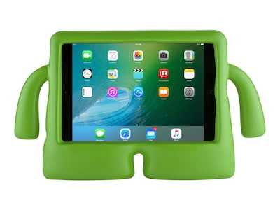 Speck iGuy Kid-Friendly Case for iPad mini 4, Lime Green, 73423-1516, 35060222, Carrying Cases - Tablets & eReaders