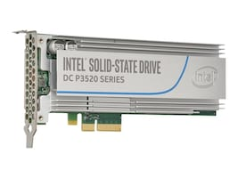 Intel 1.2TB P3520 Series Half Height Internal Solid State Drive, SSDPEDMX012T701, 32452360, Solid State Drives - Internal