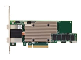 Lenovo ThinkSystem RAID 930-8e 4GB Flash PCIe 12Gb Adapter, 7Y37A01087, 34315810, RAID Controllers