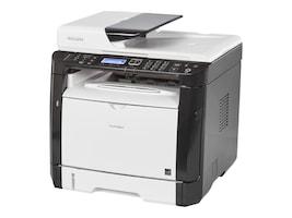 Ricoh SP 377SFNwX Black & White MF Printer, 408155, 33603166, MultiFunction - Laser (monochrome)