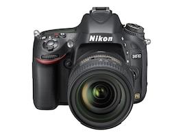 Nikon D610 FX-Format Digital SLR with 24-85mm VR Lens, 13305, 16466876, Cameras - Digital - SLR