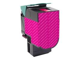 V7 C540H1MG Magenta Toner Cartridge for Lexmark, V7C540H1MG, 31911704, Toner and Imaging Components