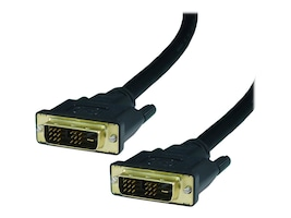 4Xem DVI Single Link M M Cable, 6ft, 4XDVISMM6FT, 16904928, Cables