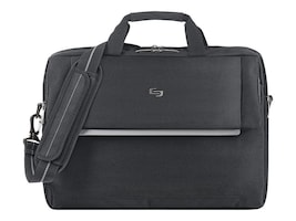 SOLO Urban Briefcase upto 17.3, LVL330-4, 33136641, Carrying Cases - Notebook