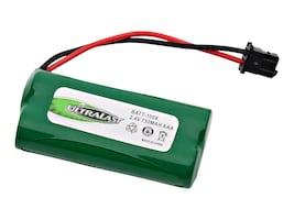 Denaq Cordless Phone Battery, NiMH, 750mAh, 2.4V, BATT-1008, 33390367, Batteries - Other