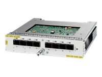 Cisco A9K-MPA-8X10GE Main Image from Right-angle