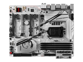Microstar Z170A XPOWER GAMING TITAN Main Image from Front