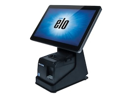 ELO Touch Solutions mPOS Printer Stand for 10 and 15 I-Series, Black, E353950, 34105943, Stands & Mounts - AV