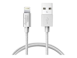 Anywhere Cart 6FT LIGHTNING TO USB CABLE MFI CABLCERTIFIED, AC-6-MFI, 37557646, Cables