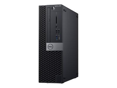 Dell OptiPlex 5060 3.2GHz Core i7 8GB RAM 256GB hard drive, D5HVN, 35698015, Desktops