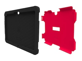 Trident Case Aegis 2014 Case for Samsung Galaxy Tab 4 10, Red, AG-SSGXT4-RD000, 27998481, Carrying Cases - Tablets & eReaders