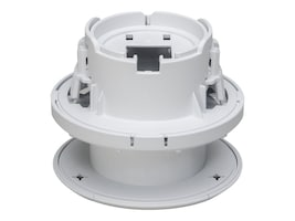 Ubiquiti Ceiling Mount for the UniFi UVC-G3-Flex Camera, 10-Pack, UVC-G3-F-C-10, 36534602, Mounting Hardware - Miscellaneous