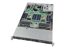 Intel Barebones, Server R1304WTTGS 1U RM Xeon E5-2600 v3 Family Max.3TB DDR4 4x3.5 HS Bays 2x10GbE 750W, R1304WTTGS, 17981992, Servers