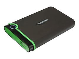 Transcend Information 2TB 2.5IN PORTABLE HDD STOREJE Main Image from Right-angle