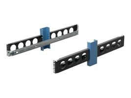 Innovation First 3rd Part Sliding Rail Mount Kit for Dell R610 Server, 1URAIL-R6-CMA, 10081641, Rack Mount Accessories