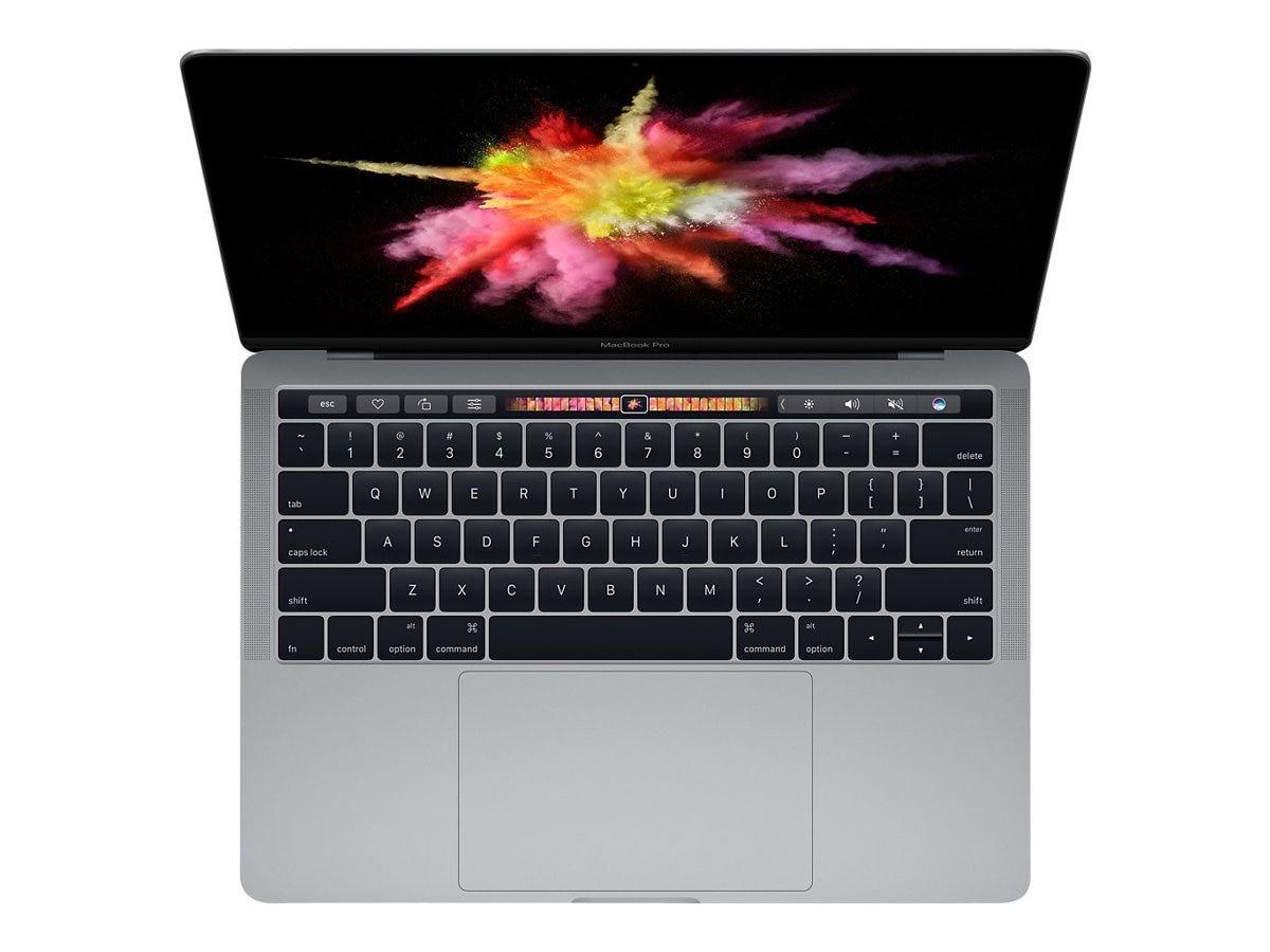 Apple MacBook Pro 13 TouchBar 2.9GHz Core i5 8GB 512GB SSD Iris 550 Space Gray, MNQF2LL/A, 33041360, Notebooks - MacBook Pro 13