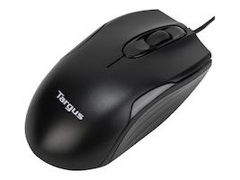 Targus U575 Optical Mouse, Black, AMU575TT, 33911943, Mice & Cursor Control Devices