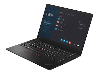 Lenovo TopSeller ThinkPad X1 Carbon G7 1.6GHz Core i5 14in display, 20QD000DUS, 37088405, Notebooks