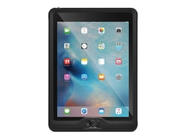 Lifeproof nuud Case Pro Pack for iPad Pro 9.7, Black, 77-53886, 32253029, Carrying Cases - Tablets & eReaders