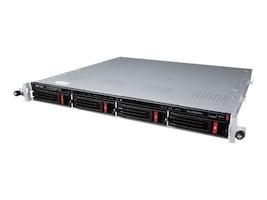 BUFFALO 8TB TeraStation 3410RN Rackmount NAS w  2x4TB Hard Drives, TS3410RN0802, 37214521, Network Attached Storage