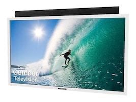 55 Pro Series Full HD LED-LCD Direct-Sun Outdoor TV, White, SB-5518HD-WH, 35074641, Televisions - Consumer