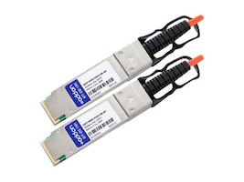 Add On Computer Peripherals QSFP-H40G-AOC0-5M-AO Main Image from Left-angle