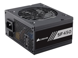 Corsair 450W High Performance SFX Power, CP-9020104-NA, 31658809, Power Supply Units (internal)
